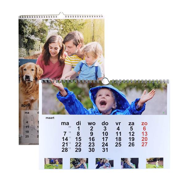 a3 fotojaarkalender