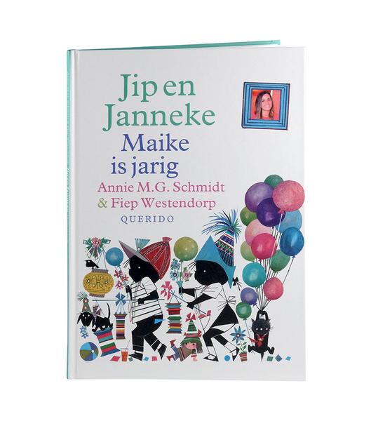 88809354218 Jip en Janneke - Jip en Janneke boek samen met jouw kindje!