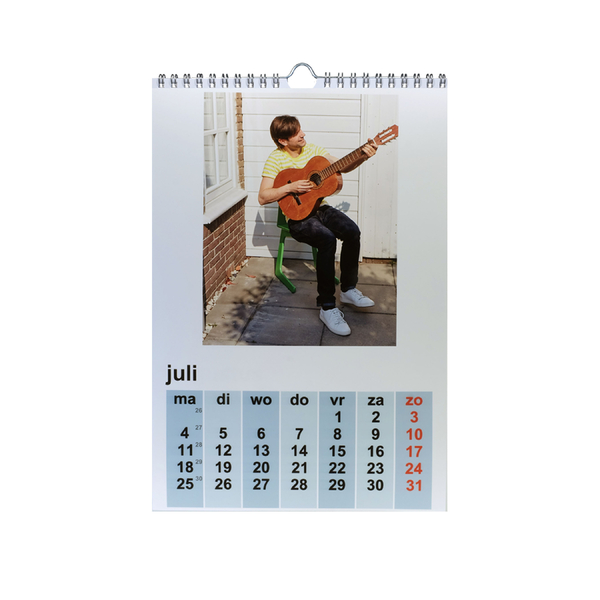 a4 fotojaarkalender