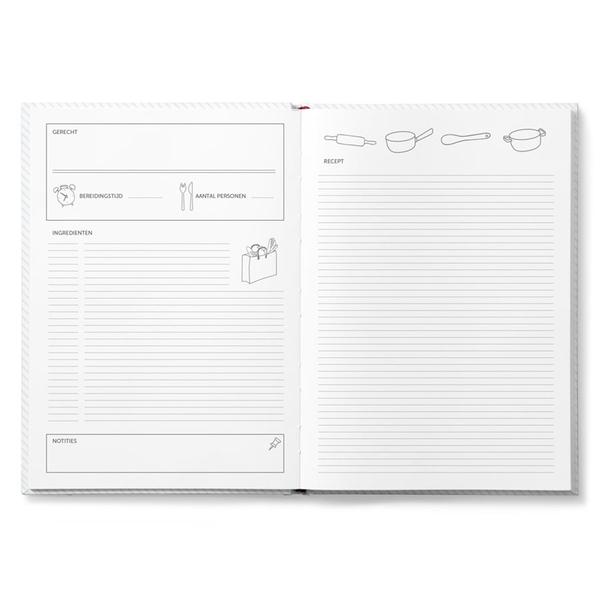 Wonderbaarlijk HEMA foto - receptenboek met eigen foto - HEMA QC-43