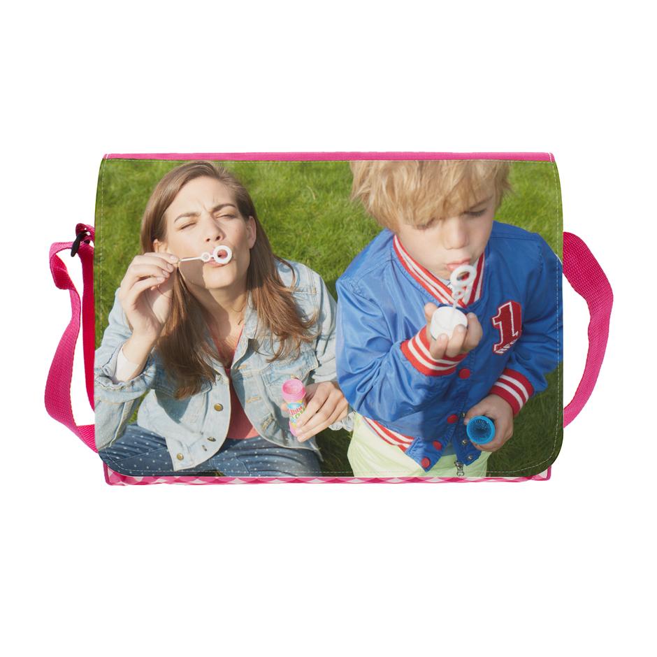 home fotocadeaus foto op tas en textiel schoudertas
